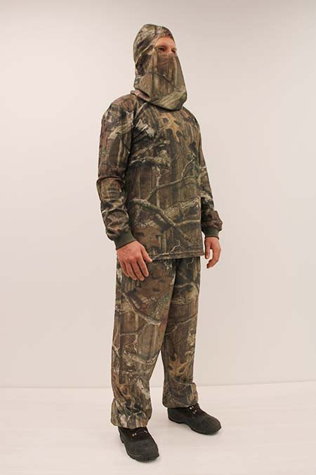 HECS stealthscreen camo suit