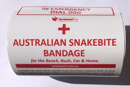 Animal Ark Snakebite Bandage