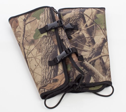 Animal Ark snakebite protection: Gaiters, Camo