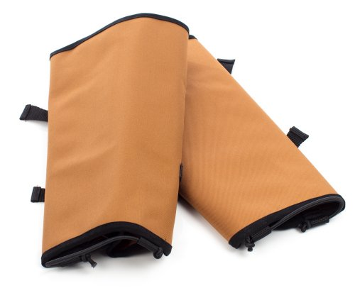 Animal Ark snakebite protection: Gaiters, Tan