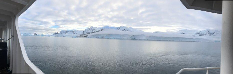Antarctica panorama. Photo: Animal Ark