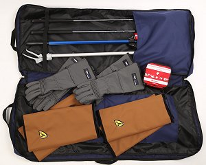Fauna handling team kit in bag - available from Animal Ark
