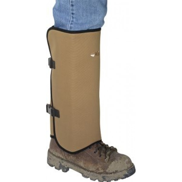 Tan gaiters on special