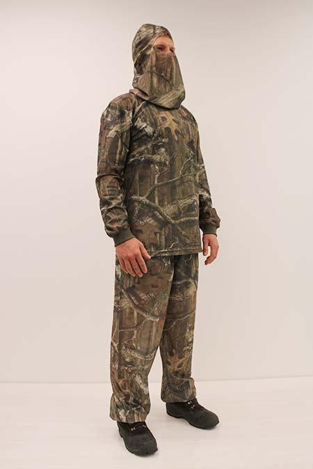HECS stealthscreen camo suit