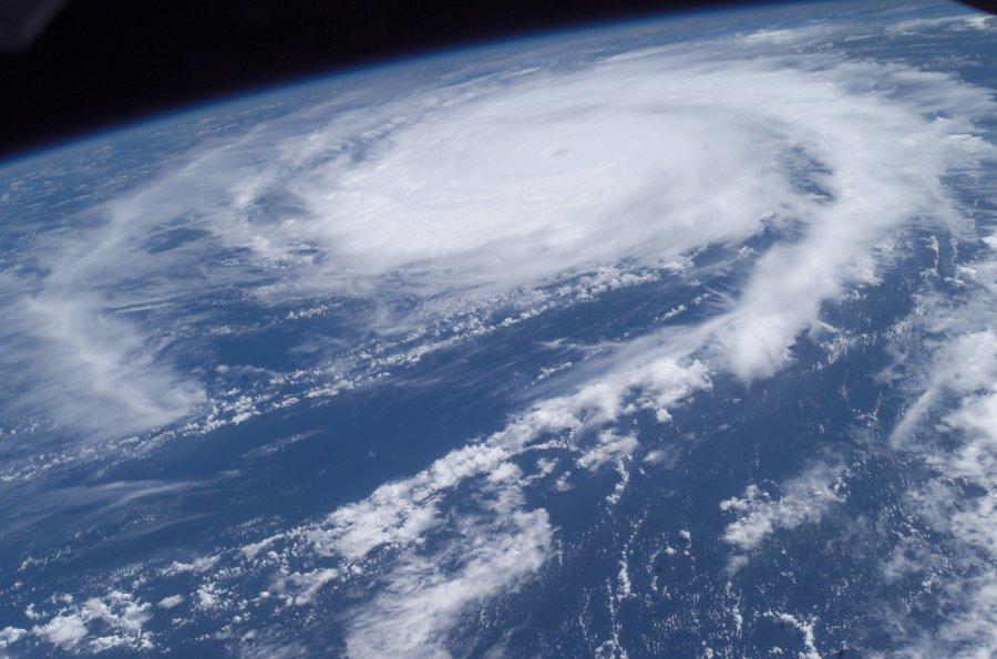 Hurricane Frances from the ISS. Photo: NASA, Wikimedia Commons