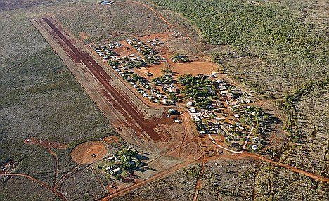 Lajamanu - NT Australia