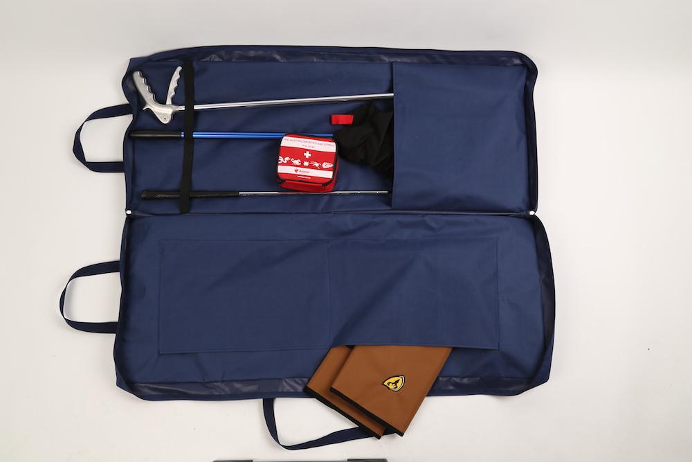 Solo Snake Handling Kit in Bag